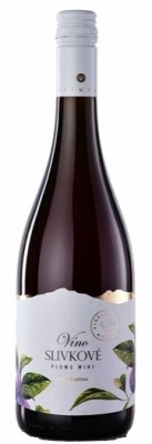 Miluron Víno Slivkové Plums wine 0,75L, ovvin, cr, sl, sc