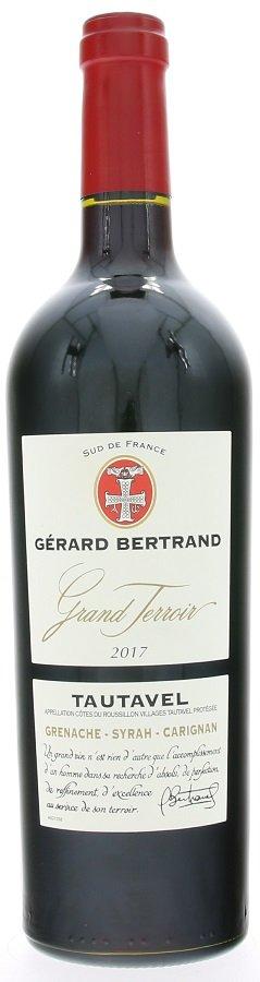 Gérard Bertrand Grand Terroir Tautavel 0,75L, AOC, r2017, cr, su