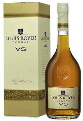 Louis Royer Cognac VS 40% 0,7L, cognac, DB