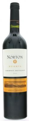 Norton Reserva Cabernet Sauvignon 0,75L, r2016, cr, su