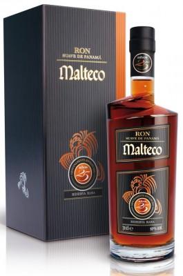 Malteco Reserva Rara 25YO 40 % 0,7L, rum, DB