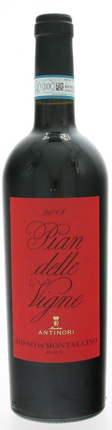 Pian delle Vigne Rosso di Montalcino 0,75L, DOC, r2018, cr, su