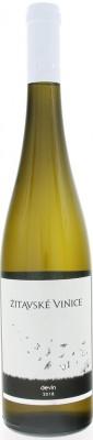 Žitavské vinice Devín 0,75L, r2018, vin, bl, su