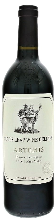 Stag's Leap Wine Cellars Artemis Cabernet Sauvignon 0,75L, r2016, cr, su