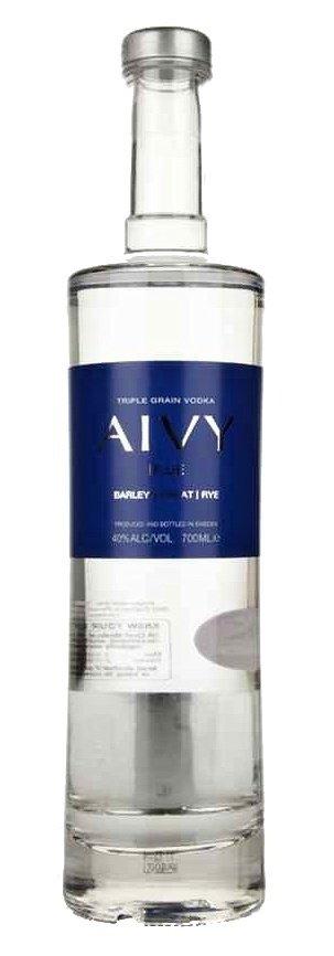 Aivy Blue Triple Grain vodka 40% 0,7L, vodka