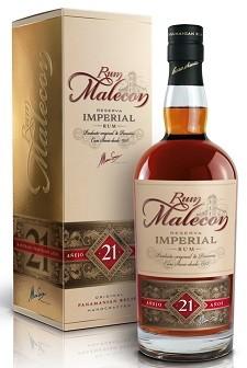 Malecon Reserva Imperial 21YO 40% 0,7L, rum, DB