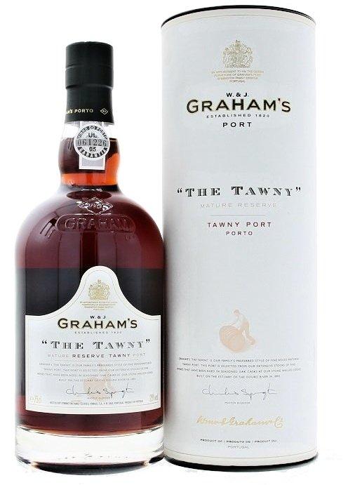 Graham's The Tawny Reserve Port 0,75L, fortvin, cr, sl, DB