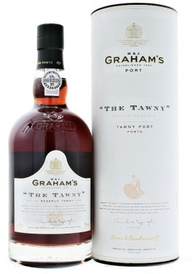Graham's The Tawny Reserve Port 0,75L, fortvin, cr, sl, DB