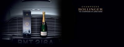 Bollinger Speciál Cuvée Brut 007 Limited Edition