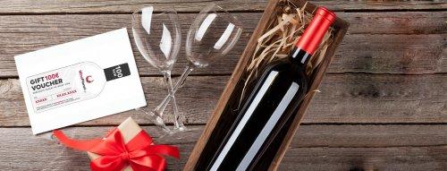 Darčekové poukážky na víno