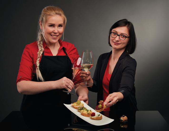 Párovanie vína a jedla
