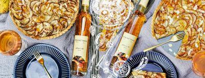 Hruškový tart s mandľovým krémom - RECEPT a tip na víno